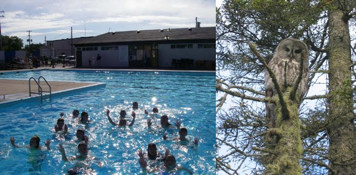 outdoor lifestyle terrace bay and schreiber ontario canada
